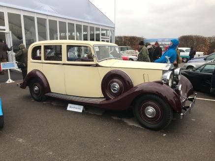 Hoopers Bodied Rolls Royce